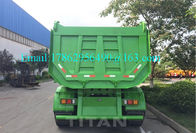SINOTRUK HOWO 8x4 Tipper Truck For Mining Optional Driving Type Long Using Life